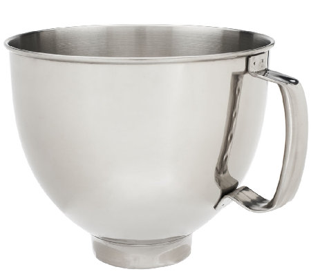 KitchenAid 5 qt. Stainless Steel Bowl with Handle