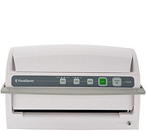 FoodSaver Vertical 2-Speed Vacuum Sealer with Roll Storage - K48223