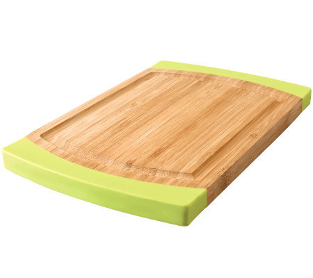 BergHOFF Large Rounded Bamboo Chopping Board