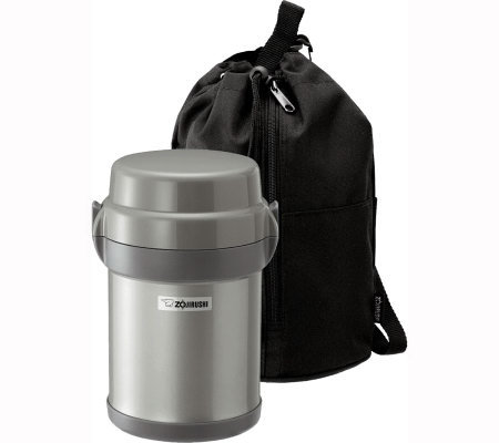 Zojirushi Mr. Bento Stainless Lunch Jar