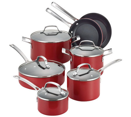 Circulon Genesis 12-Piece Cookware Set
