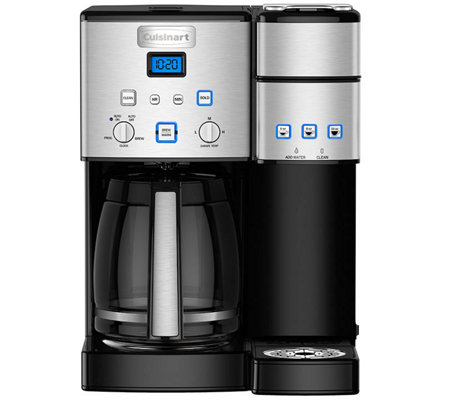 Cuisinart Coffee Center 12-Cup & Single ServeBrewer