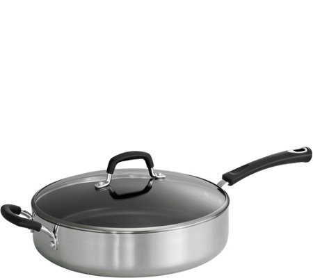 Tramontina Style Polished 5.5-qt Covered SautePan