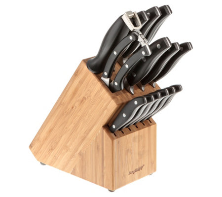 BergHOFF Forged 15-Piece Knife Block