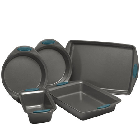 Rachael Ray 5-Piece Yum-o! Nonstick Oven Lovin'Bakeware Set