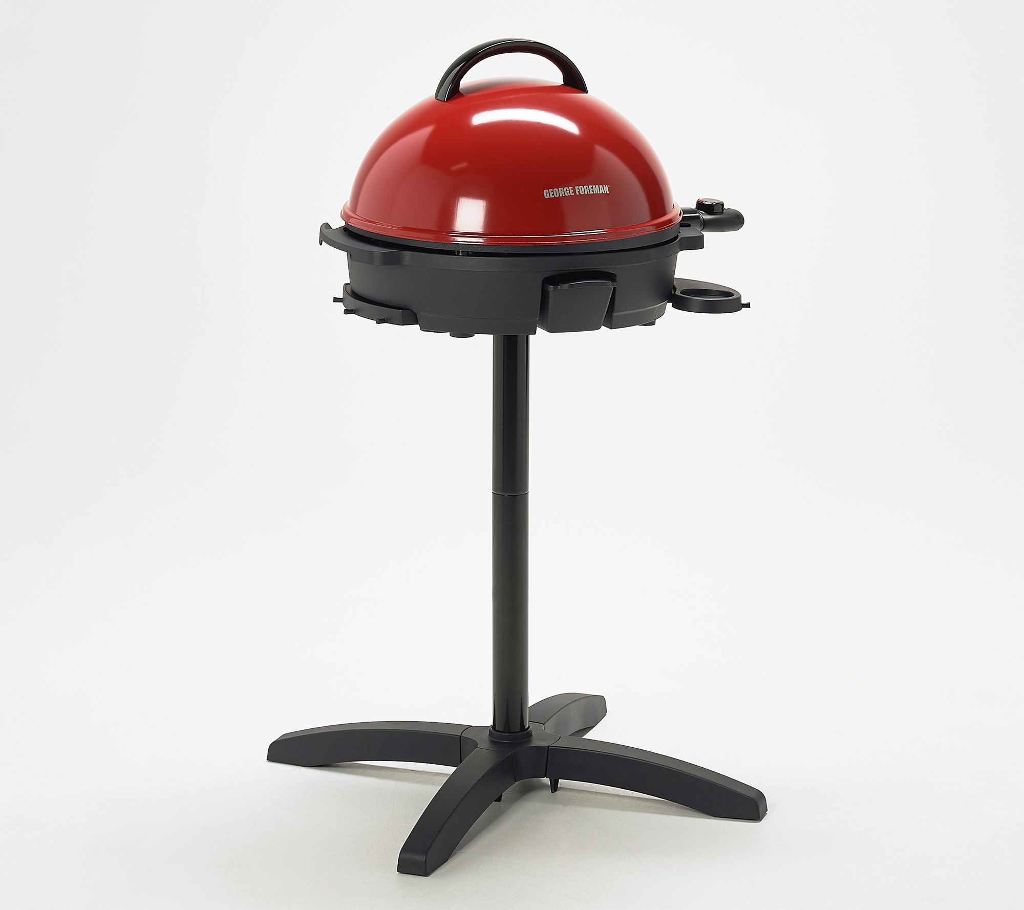 George Foreman 15 Serving Indoor Outdoor Plus Electric Grill Qvc Com
