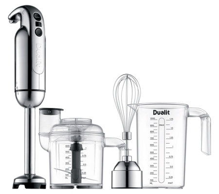 Dualit Immersion Hand Blender with AccessoriesKit