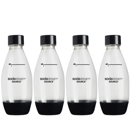 SodaStream 4-pk 1/2-liter Source Plastic Carbonating Bottles