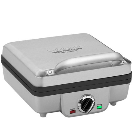 Cuisinart Breakfast Central Waffle Maker with Pancake Plate