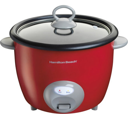 Hamilton Beach 20-Cup Capacity Cooked Rice Cooker