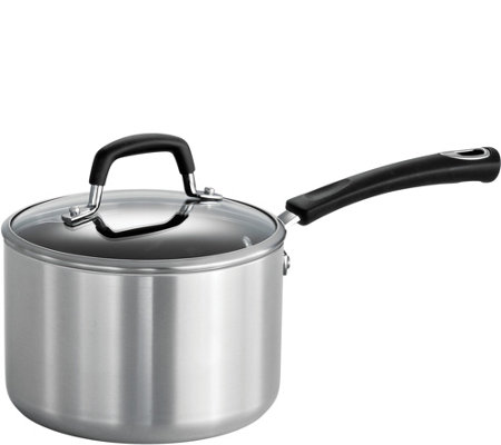 Tramontina Style Polished 3-qt Covered Saucepan