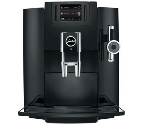 Jura E8 Automatic Coffee Center with P.E.P.