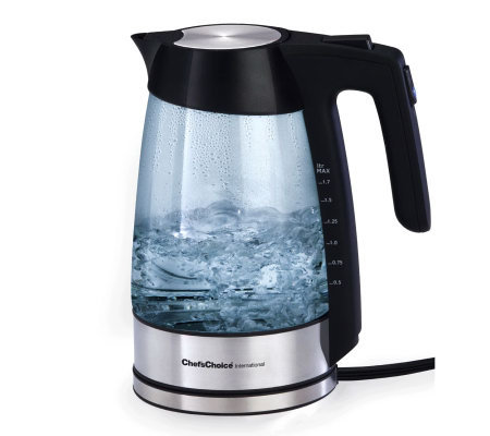Chef's Choice #679 Cordless Electric Glass Kettle