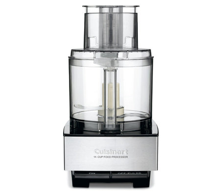 Cuisinart DFP14BC 14-Cup Stainless Steel Food Processor