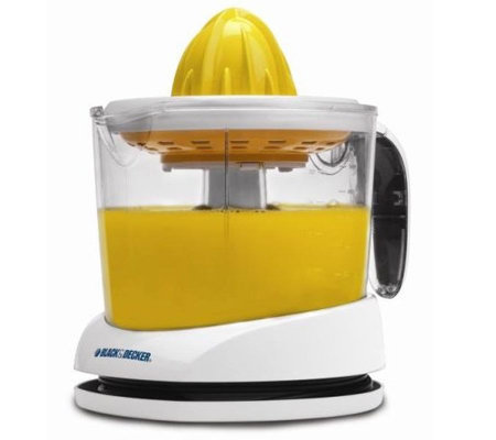 Black & Decker  CJ625  Citrus Juicer