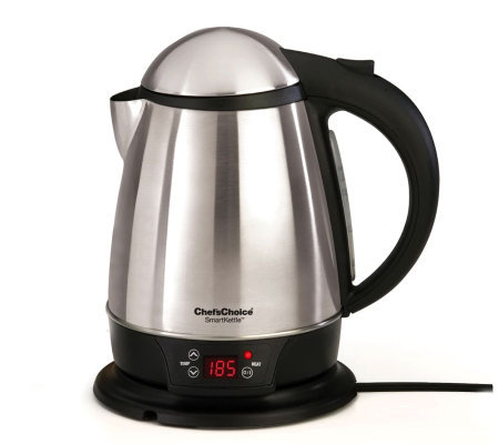 Chef's Choice #688 SmartKettle Cordless Electric Kettle