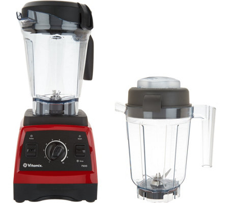 Vitamix 7500 64-oz 16-in-1 Variable-Speed Blender with Dry Container