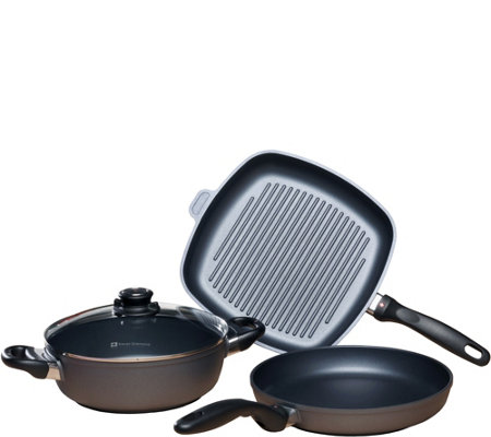 Swiss Diamond Classic 4-Piece Cookware Set