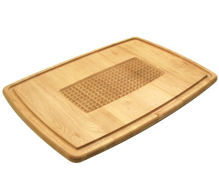 Snow River Pyramid Carving Board