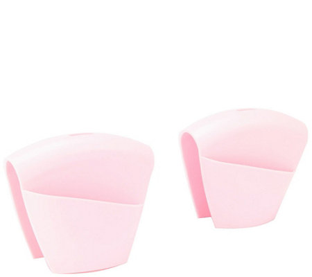BergHOFF 2-Piece Silicone Pot Holder Set