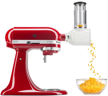 KitchenAid Fresh Prep Stand Mixer Attachment with Extra Blade