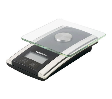 Cuisinart WeighMate Digital Kitchen Scale