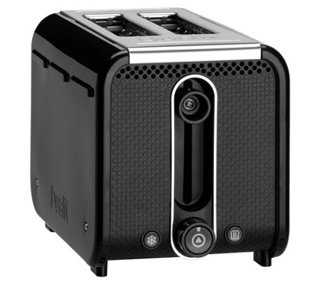 Dualit Studio Collection 2-Slice Toaster - Black