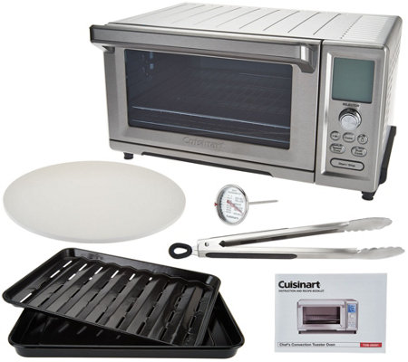 Cuisinart Digital Chef's Convection Oven & Broiler w/ Accessories