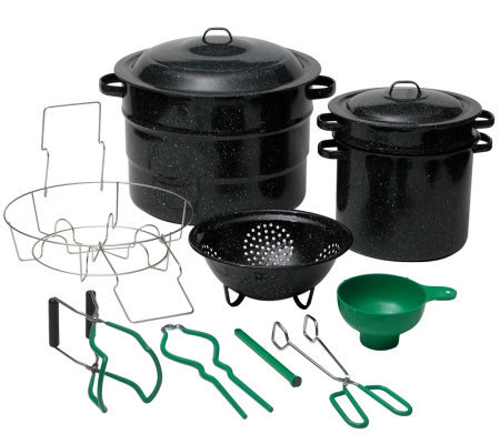 12 Piece Canner Kit with Tools