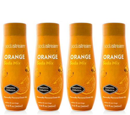 SodaStream Orange Sparkling Drink Mix