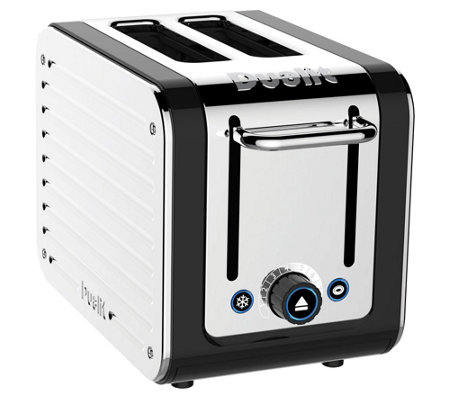 Dualit Design Series 2-Slice Toaster - Polished Chrome