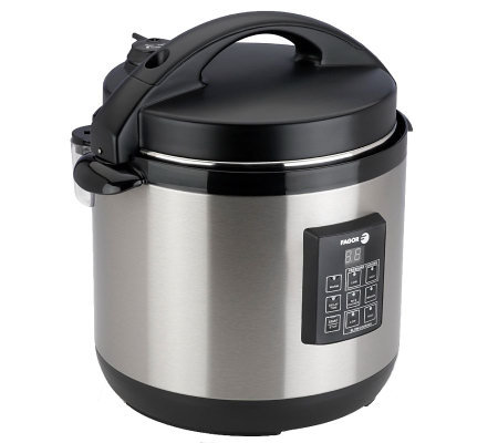 Fagor 3-in-1 6-qt Electric Multi-Cooker