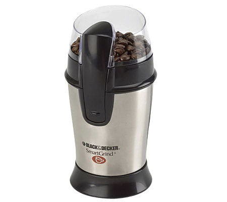 Black & Decker CBG100S Smartgrind Coffee Grinder