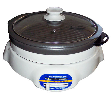 SPT Multi-Cooker and Grill