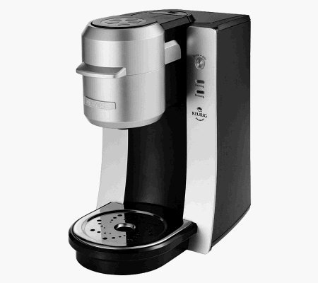 Mr Coffee Single Cup K Cup Brewing System Qvccom