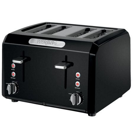 Waring Pro Cool-Touch Four-Slice Toaster