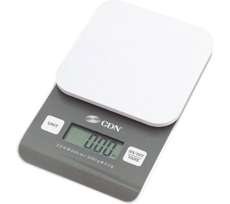 CDN 2.2-lb Digital Precision Scale