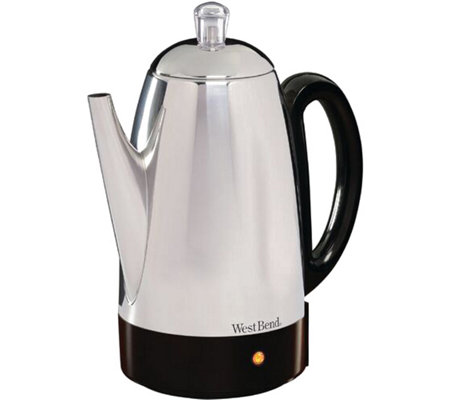 West Bend 12-Cup Electric Percolator