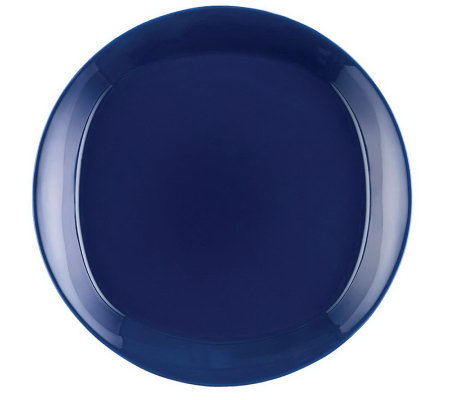 Rachael Ray Round and Square Salad Plates - 4-Pack