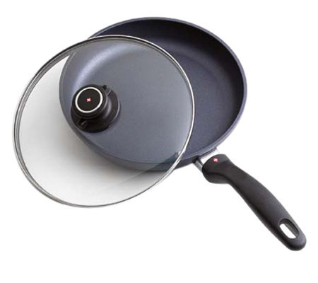 "Swiss Diamond 11"" Covered Fry Pan"