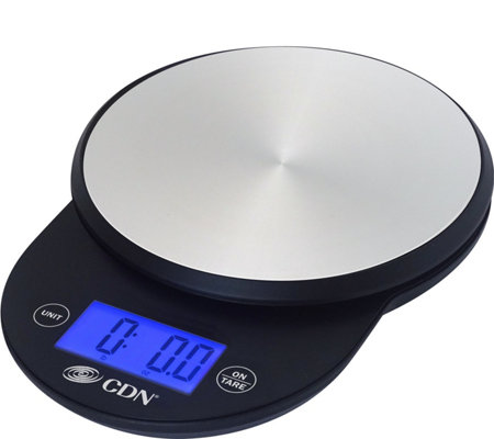 CDN 11-lb Digital Scale