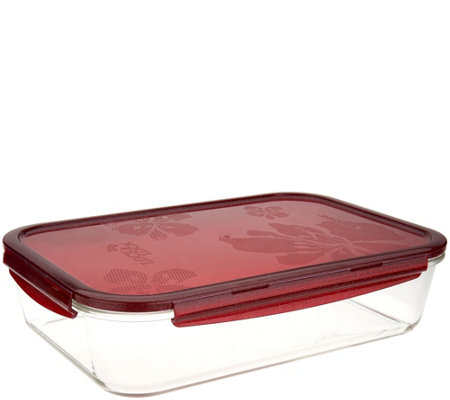 Lock & Lock 9x13 Glass Pan