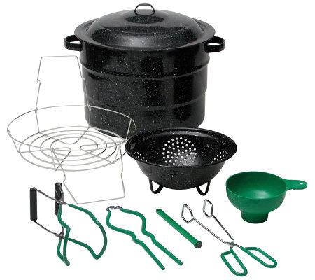 Granite Ware 9-Piece Canner Kit