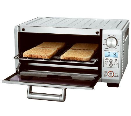 Breville Mini Smart Oven Qvc Com