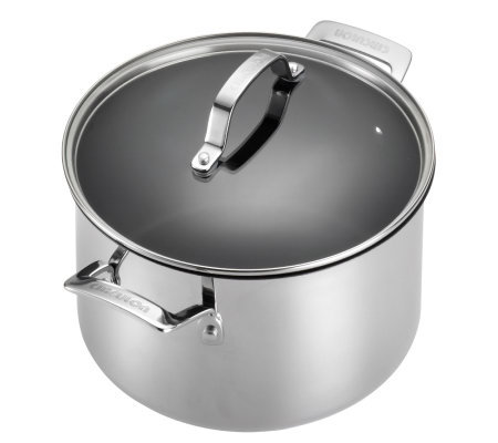Circulon Genesis Stainless Steel 5-qt Dutch Oven