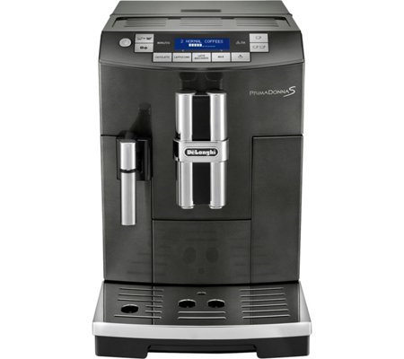 DeLonghi PrimaDonna S Deluxe Automatic Beverage Machine