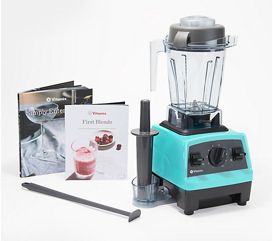 Vitamix Explorian 48-oz Variable Speed Blender w/ Book & Accessories