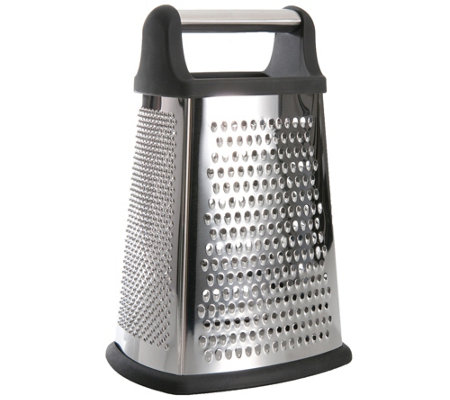 BergHOFF Essentials Stainless Steel 4-Sided Grater