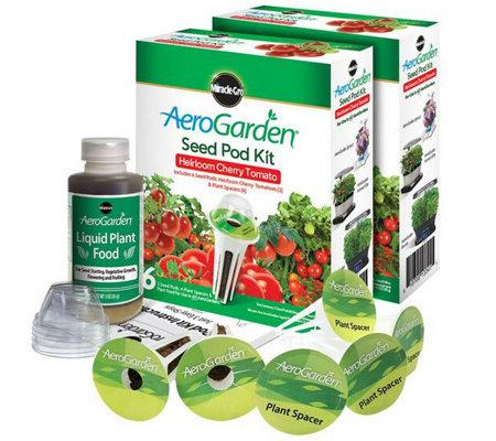 Aerogarden S 2 6 Pod Cherry Tomato Seed Pod Kits