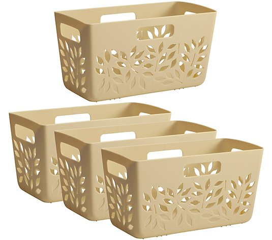 Gourmac Set of 4 Pantry Baskets